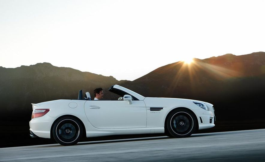 2012 Mercedes-Benz SLK55 AMG - Slide 17