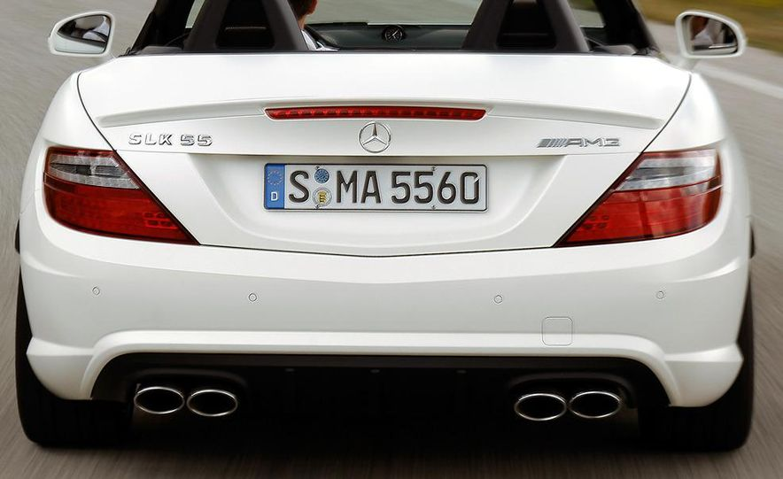 2012 Mercedes-Benz SLK55 AMG - Slide 28