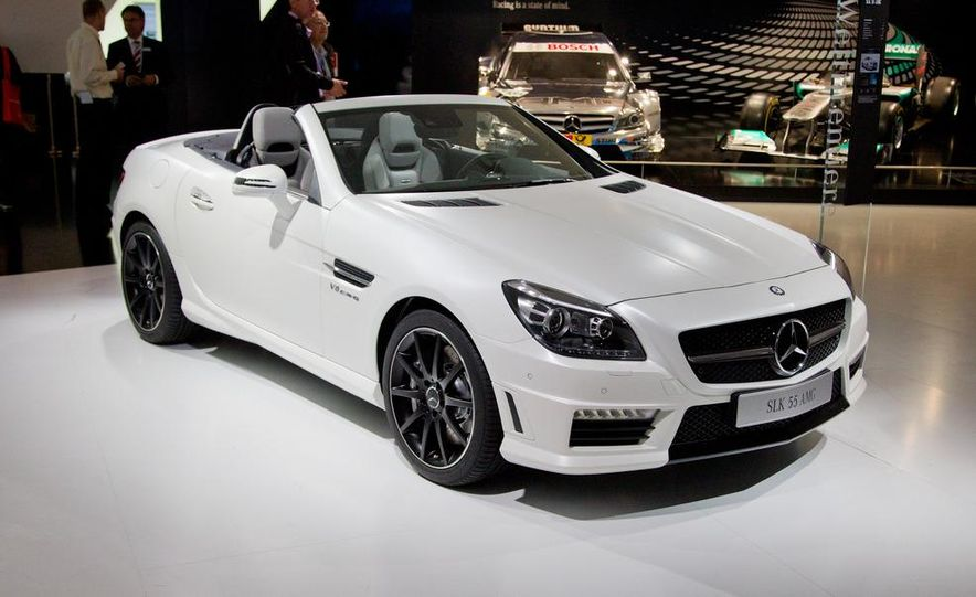 2012 Mercedes-Benz SLK55 AMG - Slide 1