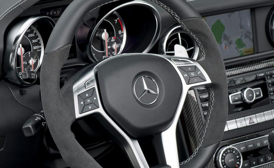 2012 Mercedes-Benz SLK55 AMG - Slide 35