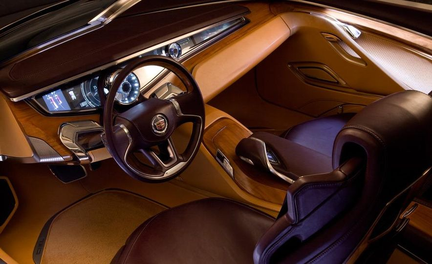 Cadillac Ciel concept - Slide 20