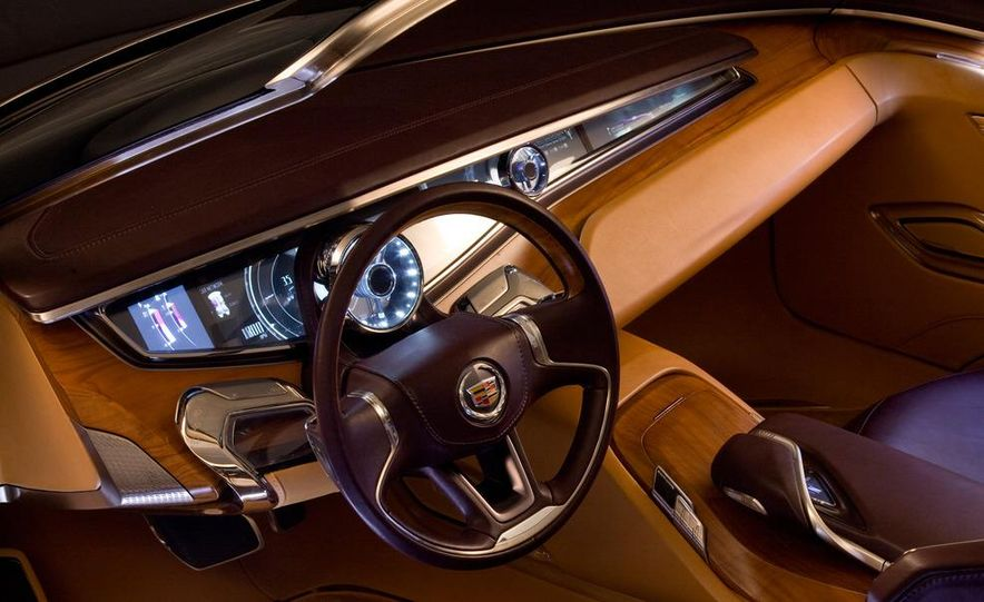 Cadillac Ciel concept - Slide 21