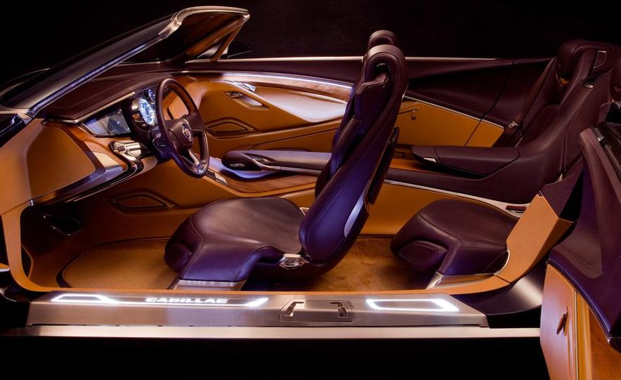Cadillac Ciel concept - Slide 19