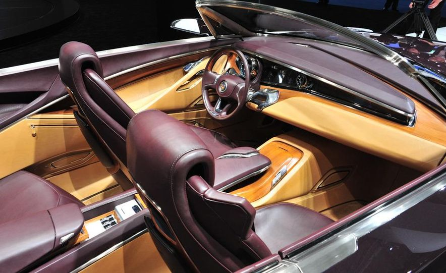 Cadillac Ciel concept - Slide 5