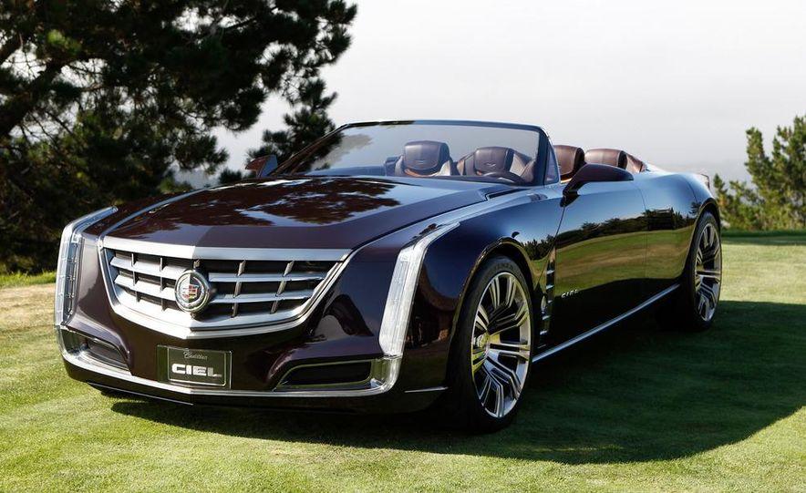 Cadillac Ciel concept - Slide 10