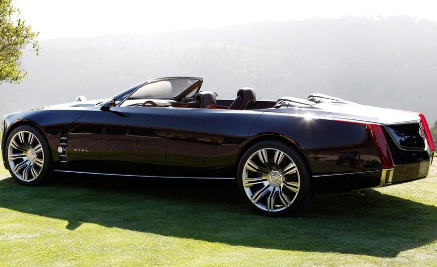 Cadillac Ciel concept - Slide 12