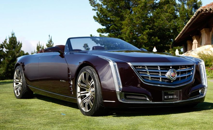 Cadillac Ciel concept - Slide 11