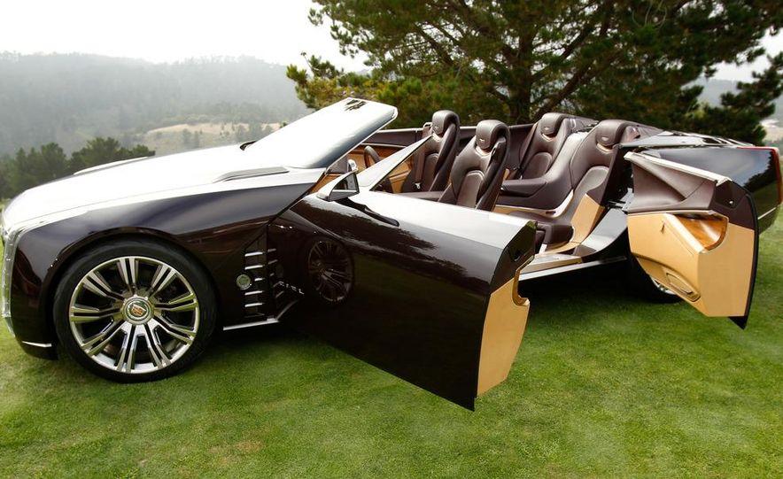 Cadillac Ciel concept - Slide 13
