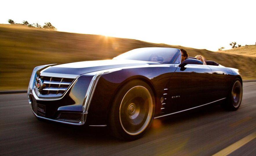 Cadillac Ciel concept - Slide 6