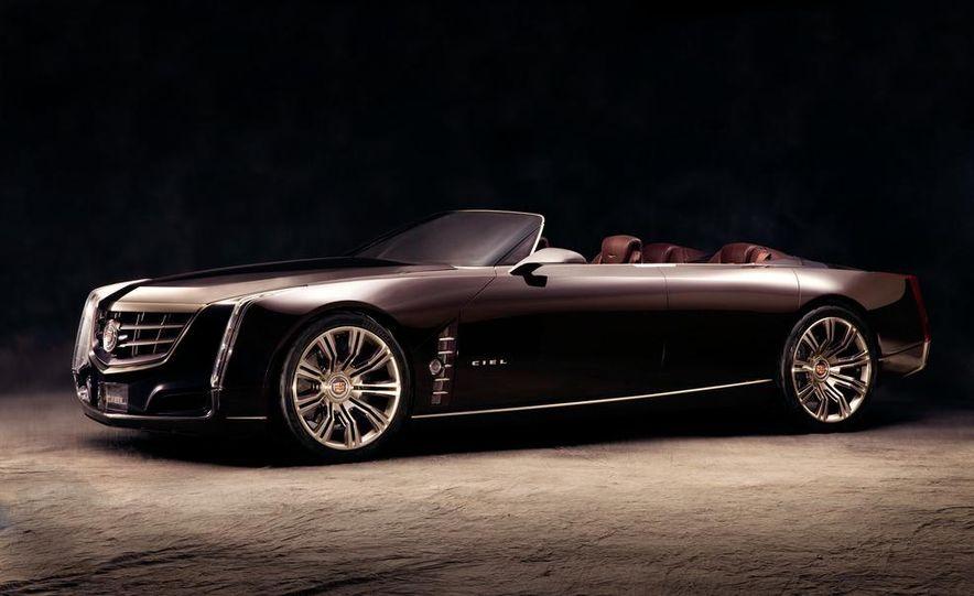 Cadillac Ciel concept - Slide 14