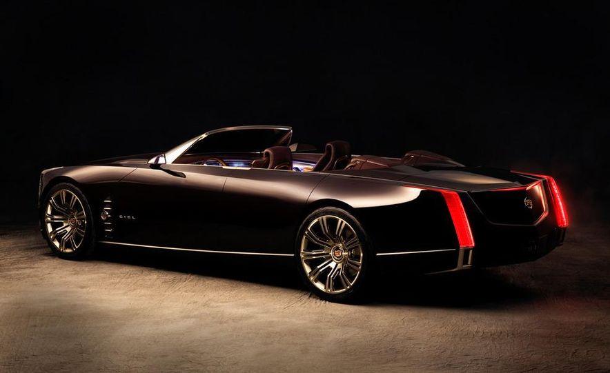 Cadillac Ciel concept - Slide 16