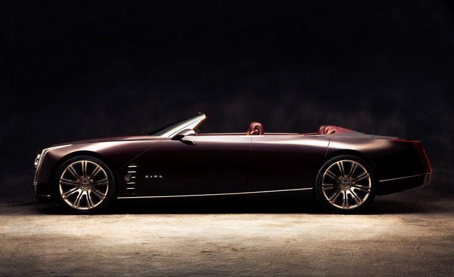 Cadillac Ciel concept - Slide 15