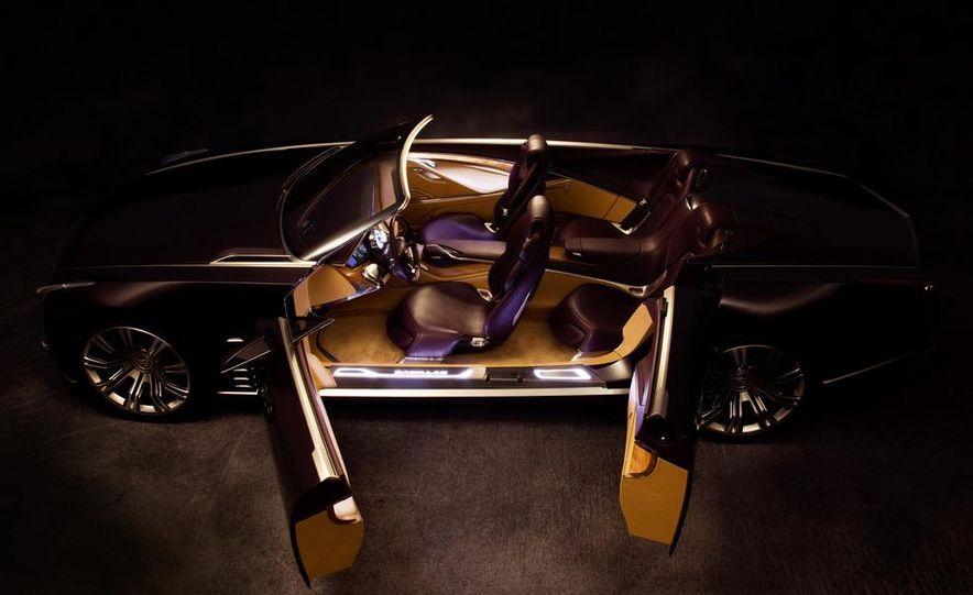 Cadillac Ciel concept - Slide 18