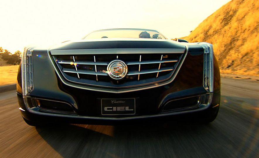 Cadillac Ciel concept - Slide 7