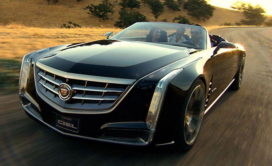 Cadillac Ciel concept - Slide 8