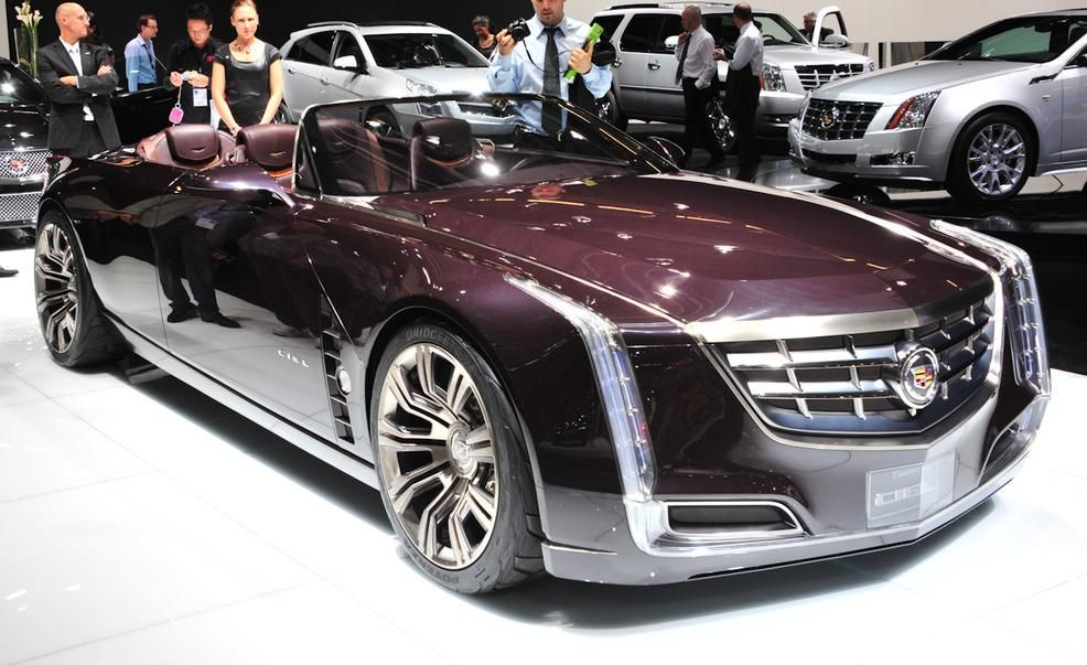 Cadillac Ciel concept Pictures  Photo Gallery  Car and Driver