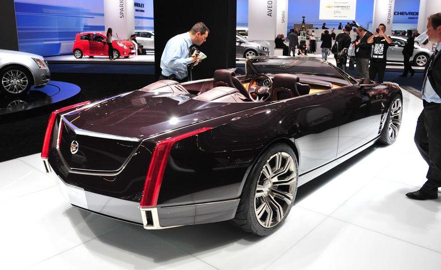 Cadillac Ciel concept - Slide 2