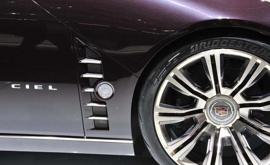 Cadillac Ciel concept - Slide 4
