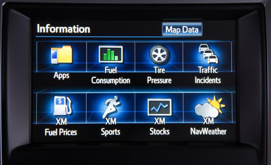 2012 Toyota Camry SE, Hybrid, LE, and XLE - Slide 34
