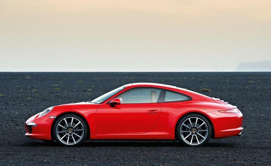 2012 Porsche 911 Carrera - Slide 82