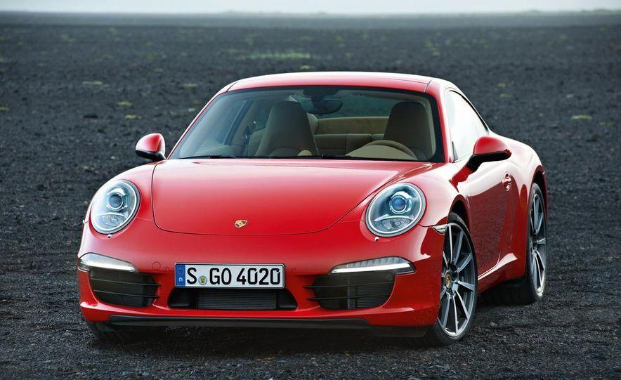 2012 Porsche 911 Carrera - Slide 81