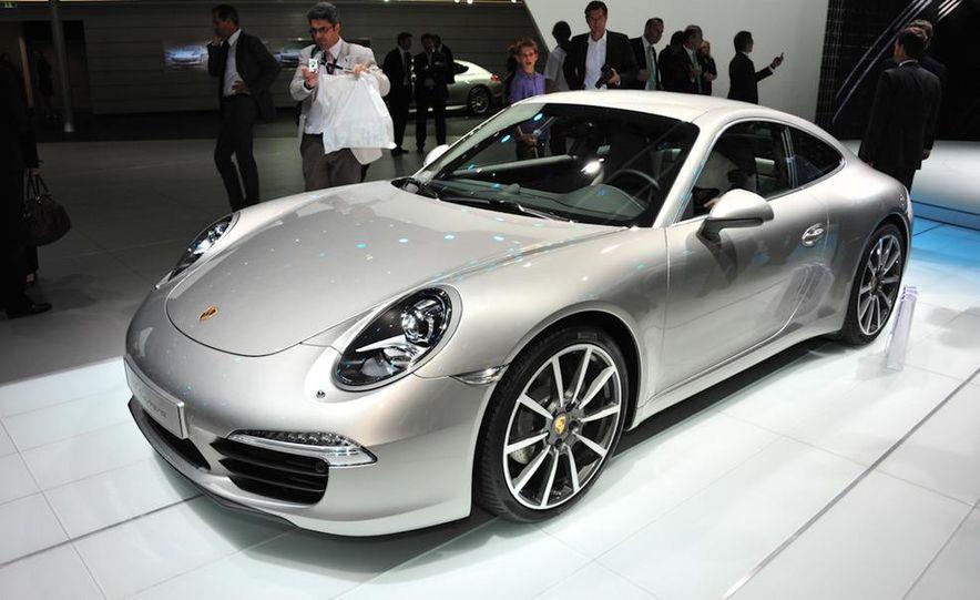 2012 Porsche 911 Carrera - Slide 1