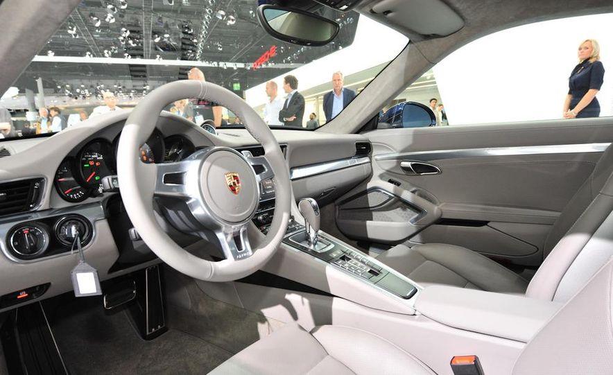 2012 Porsche 911 Carrera - Slide 46