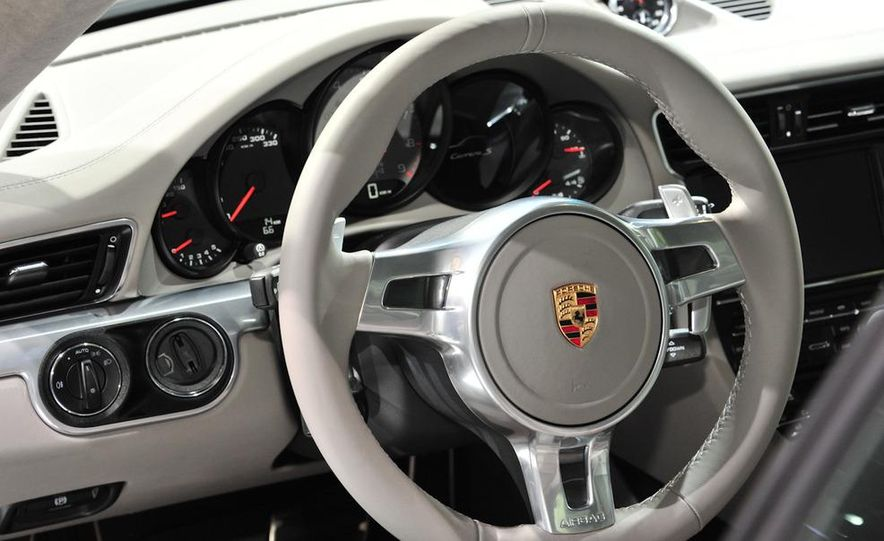 2012 Porsche 911 Carrera - Slide 50