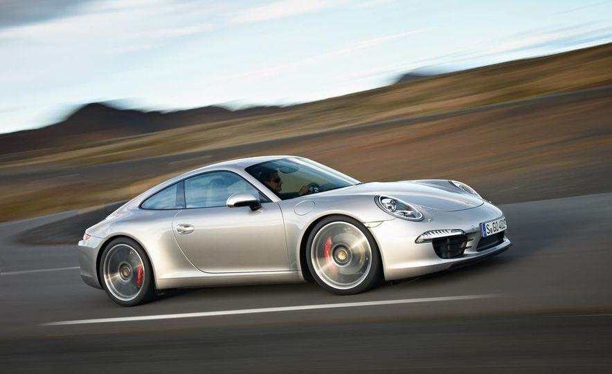 2012 Porsche 911 Carrera - Slide 61