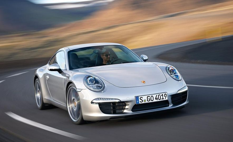 2012 Porsche 911 Carrera - Slide 62