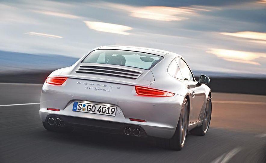 2012 Porsche 911 Carrera - Slide 66