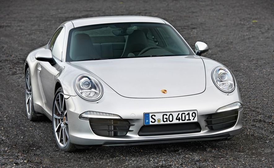 2012 Porsche 911 Carrera - Slide 63