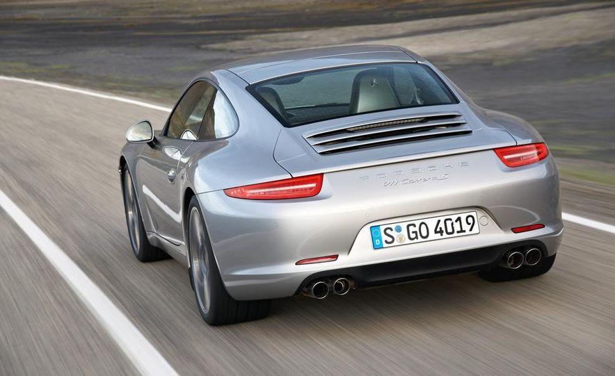 2012 Porsche 911 Carrera - Slide 67