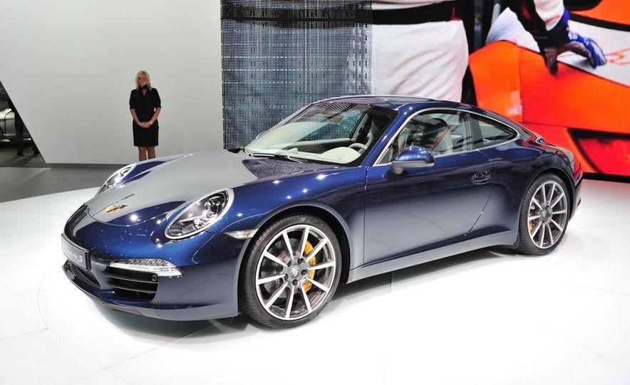 2012 Porsche 911 Carrera - Slide 31