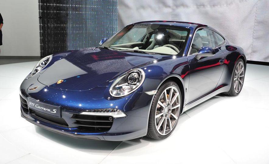 2012 Porsche 911 Carrera - Slide 32