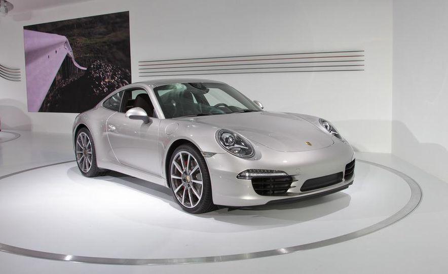 2012 Porsche 911 Carrera - Slide 68