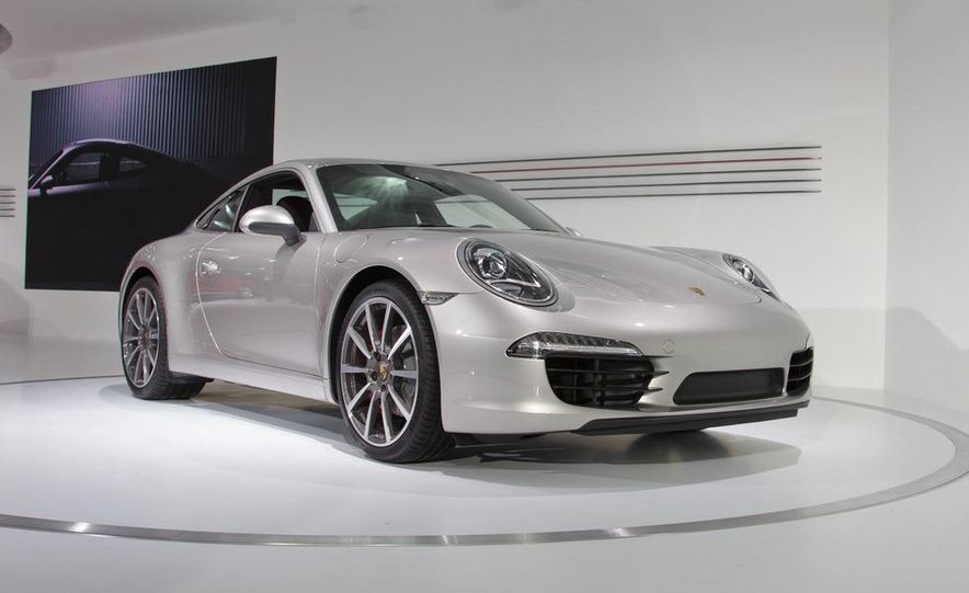 2012 Porsche 911 Carrera - Slide 69