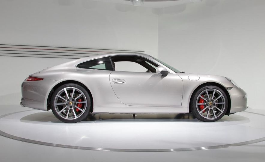 2012 Porsche 911 Carrera - Slide 70