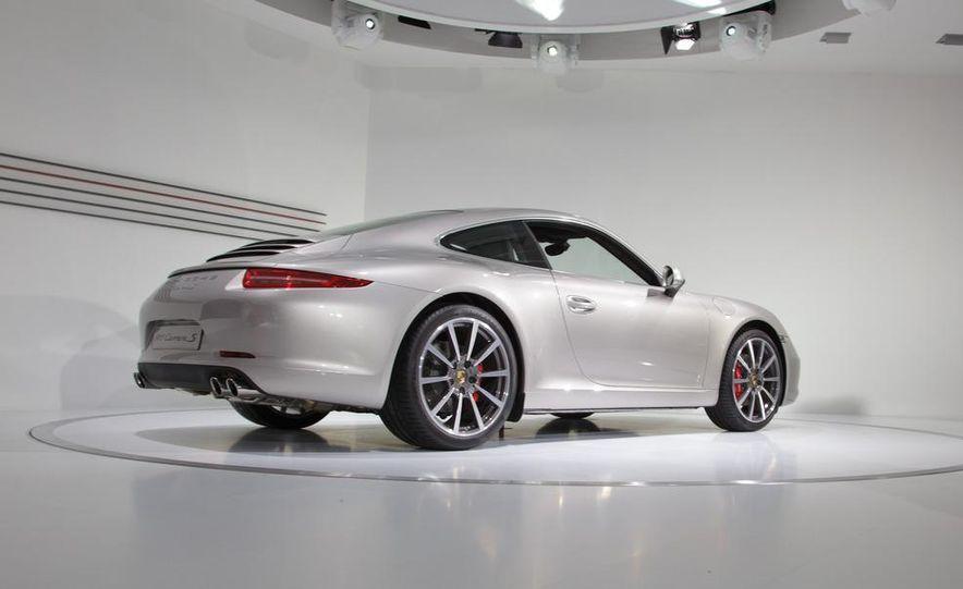 2012 Porsche 911 Carrera - Slide 71