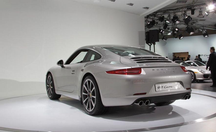 2012 Porsche 911 Carrera - Slide 72