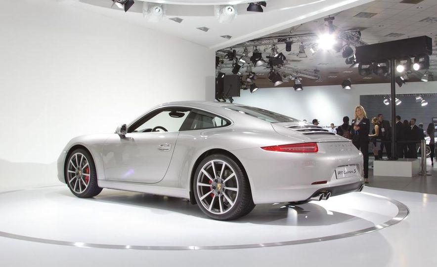 2012 Porsche 911 Carrera - Slide 73