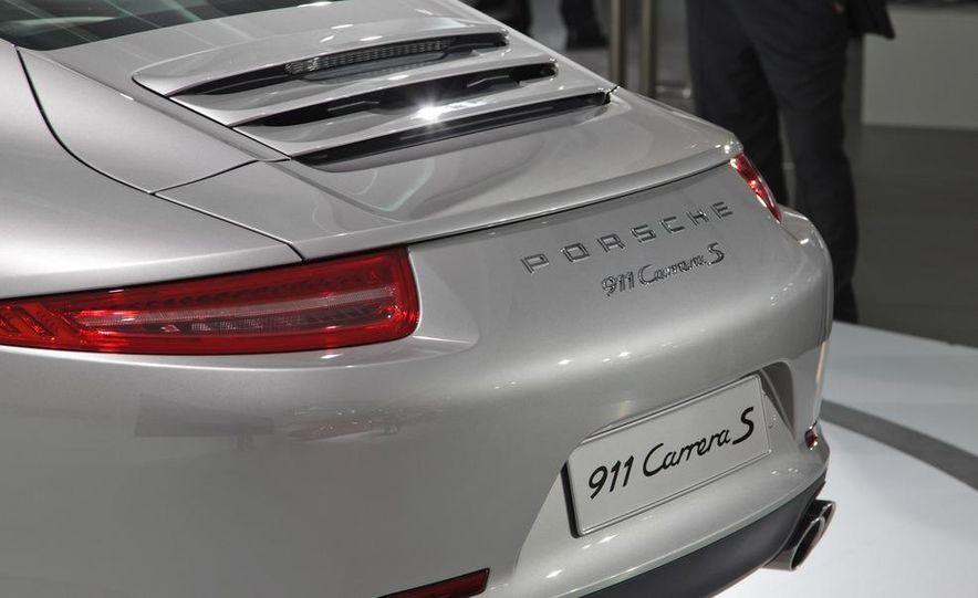 2012 Porsche 911 Carrera - Slide 75