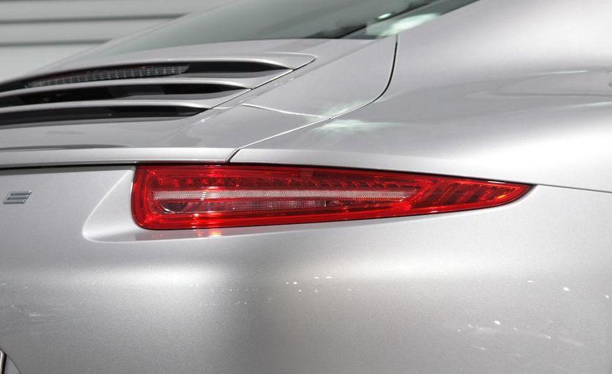 2012 Porsche 911 Carrera - Slide 79