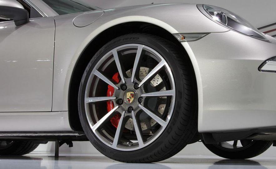 2012 Porsche 911 Carrera - Slide 76