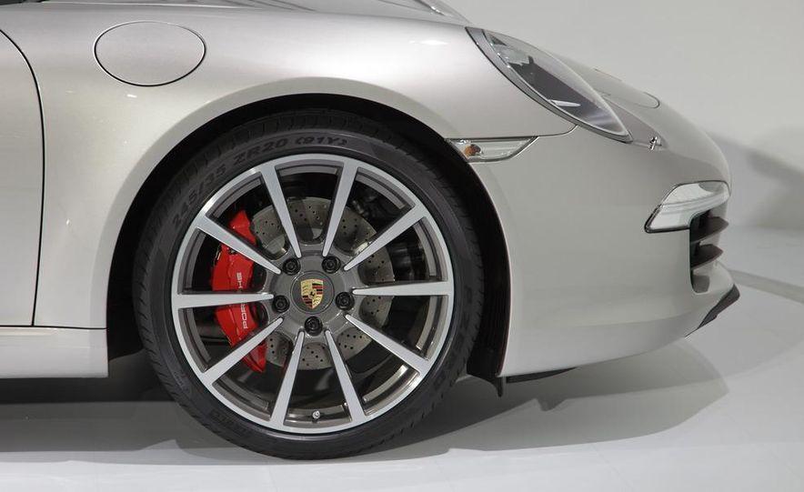 2012 Porsche 911 Carrera - Slide 77