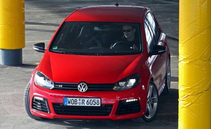 2013 Volkswagen Golf 5-door (spy photo) - Slide 45