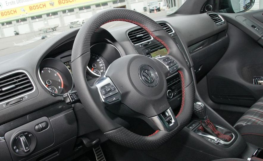 2013 Volkswagen Golf 5-door (spy photo) - Slide 78