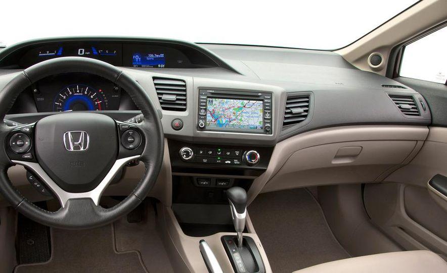2012 Honda CR-V concept - Slide 18