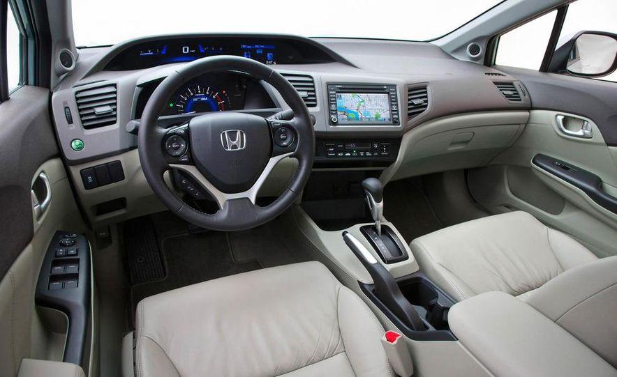 2012 Honda CR-V concept - Slide 22