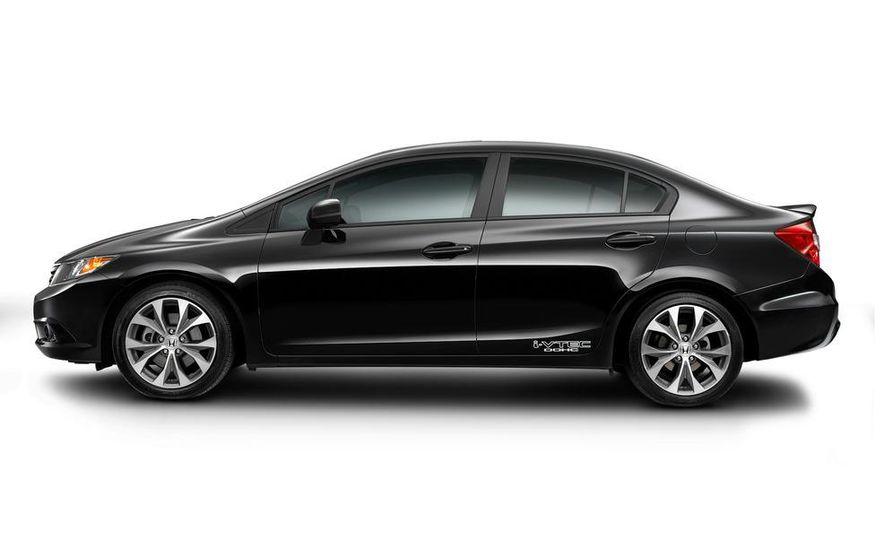 2012 Honda CR-V concept - Slide 13